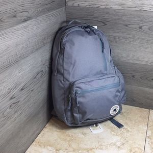 Converse CTAS Go Backpack 2.0 One Size (Gray)